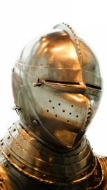 My Journal of Praise knight-helmet George Hodan